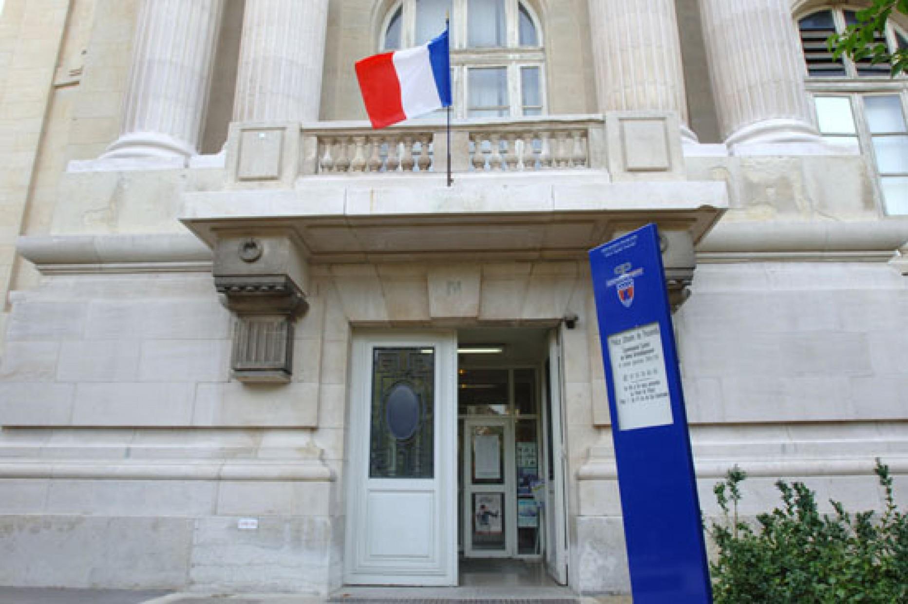 Commissariat central du 8ème arrondissement
