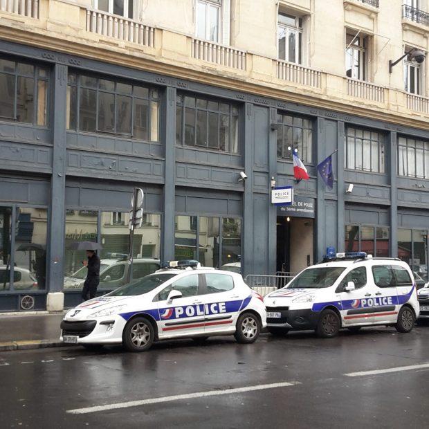 Commissariat central de Police du 3ème arrondissement
