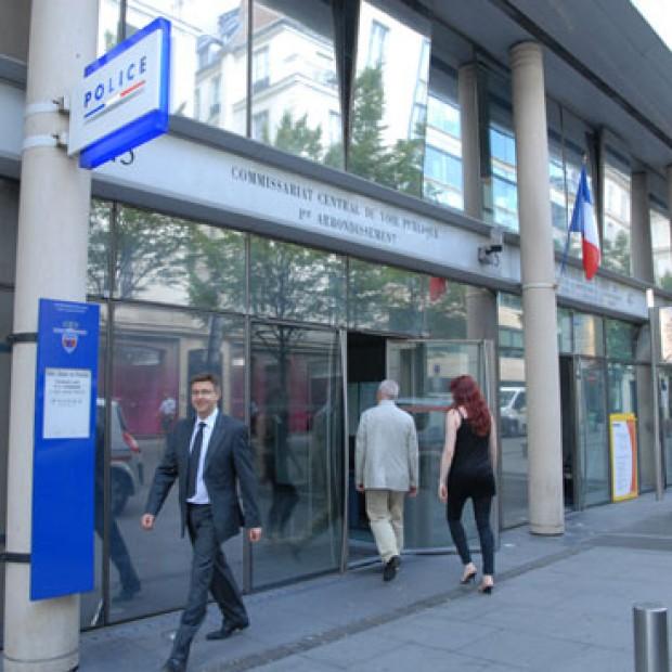 Commissariat central du 1er arrondissement