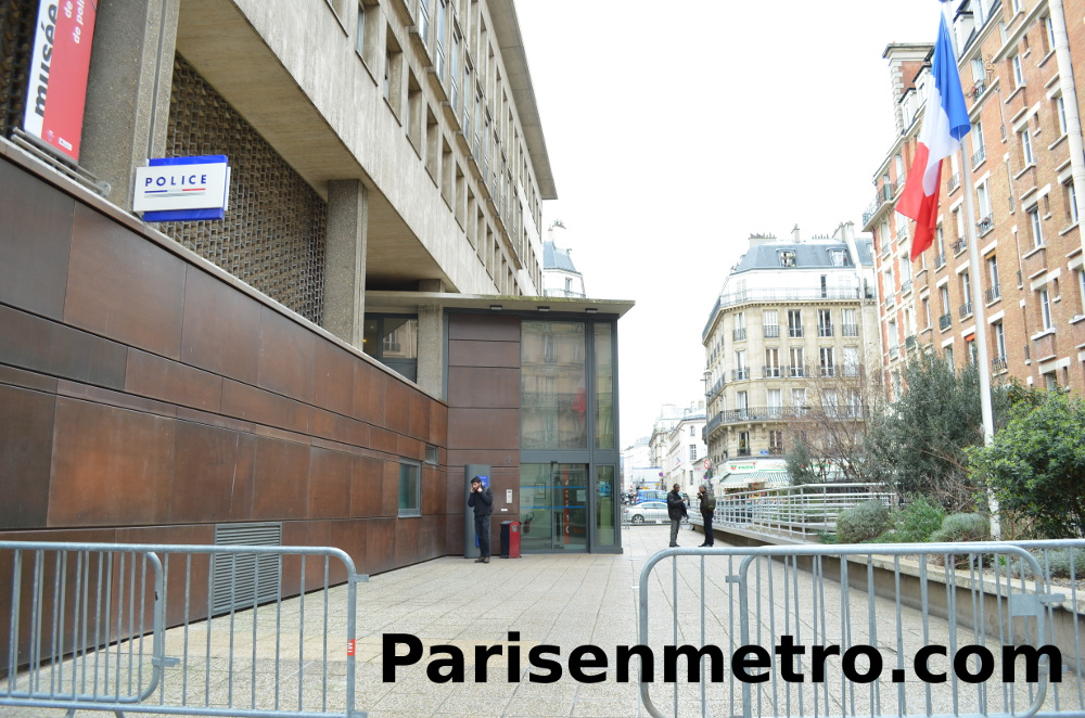 Commissariat central du 5 me et 6 me arrondissement for Appart hotel 5eme arrondissement paris