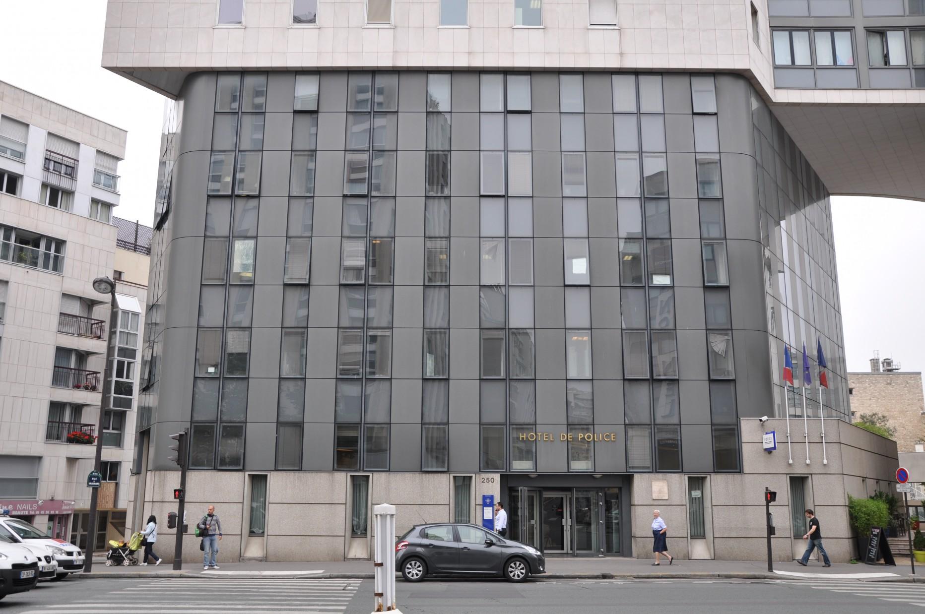 Commissariat central du 15ème arrondissement