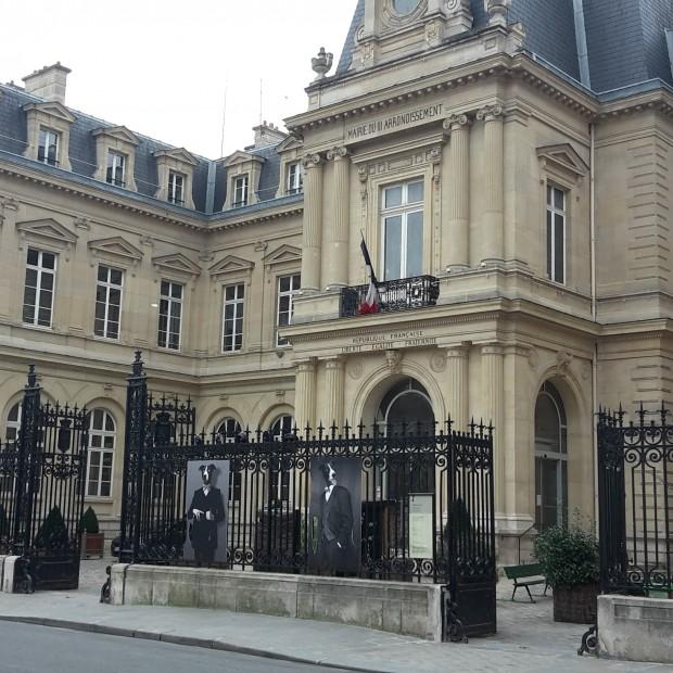Mairie du 3ème arrondissement