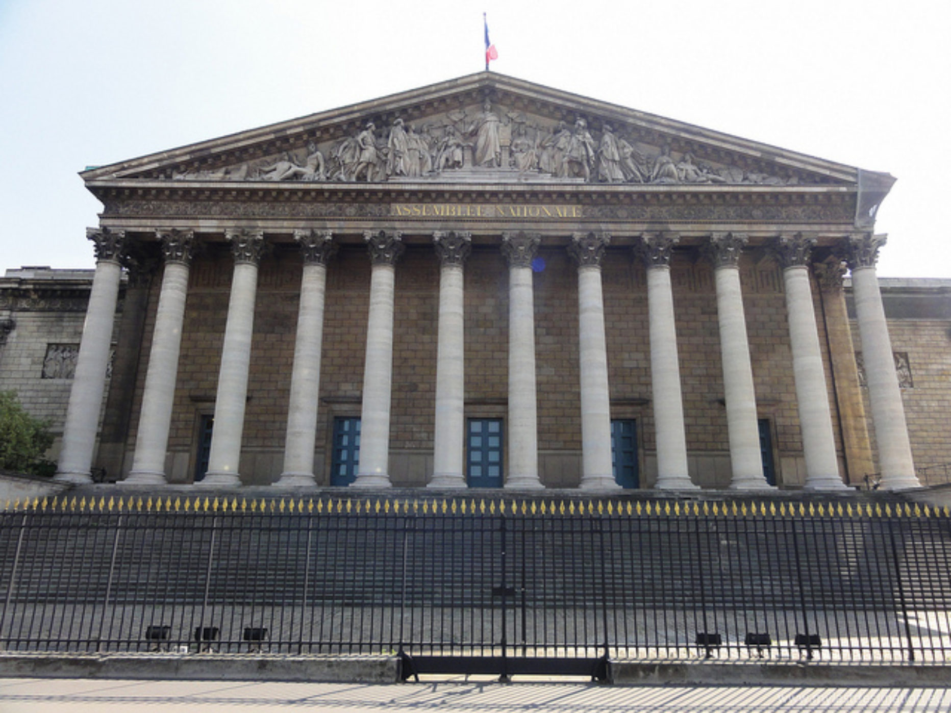 Assemblée Nationale – Palais Bourbon