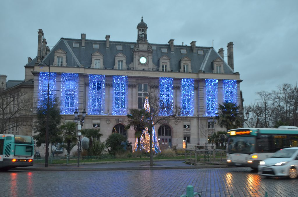 Mairie du 13e arrondissement de Paris