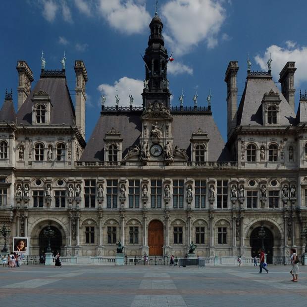 Mairie de Paris (Hôtel de Ville)