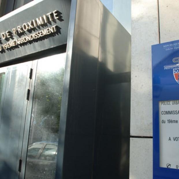 Commissariat Central du 19ème arrondissement
