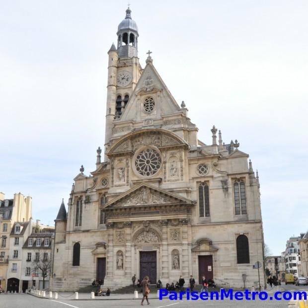 Église Saint-Étienne du Mont
