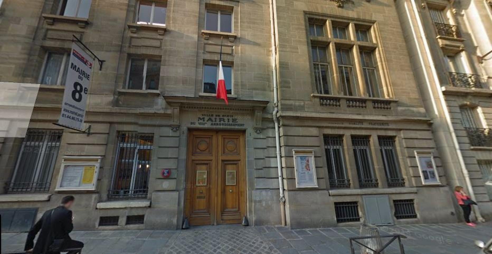 Mairie du 8ème arrondissement