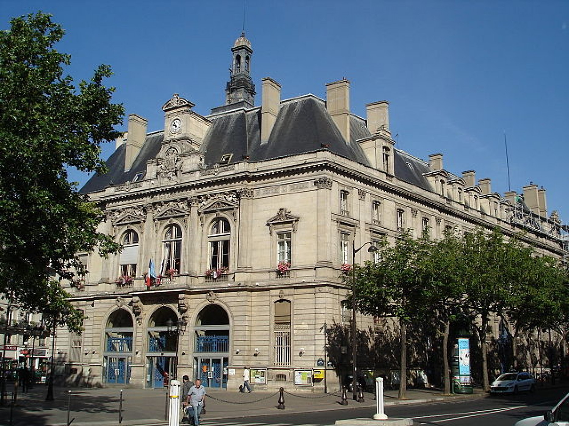 Mairie du 11 me arrondissement paris en m tro for Hotel 11 arrondissement paris