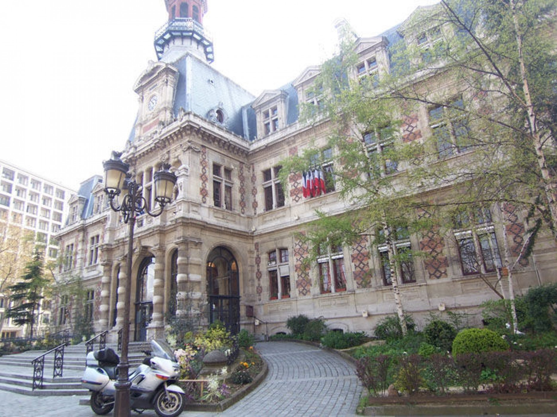 Mairie du 12 me arrondissement paris en m tro for Hotel paris 12eme