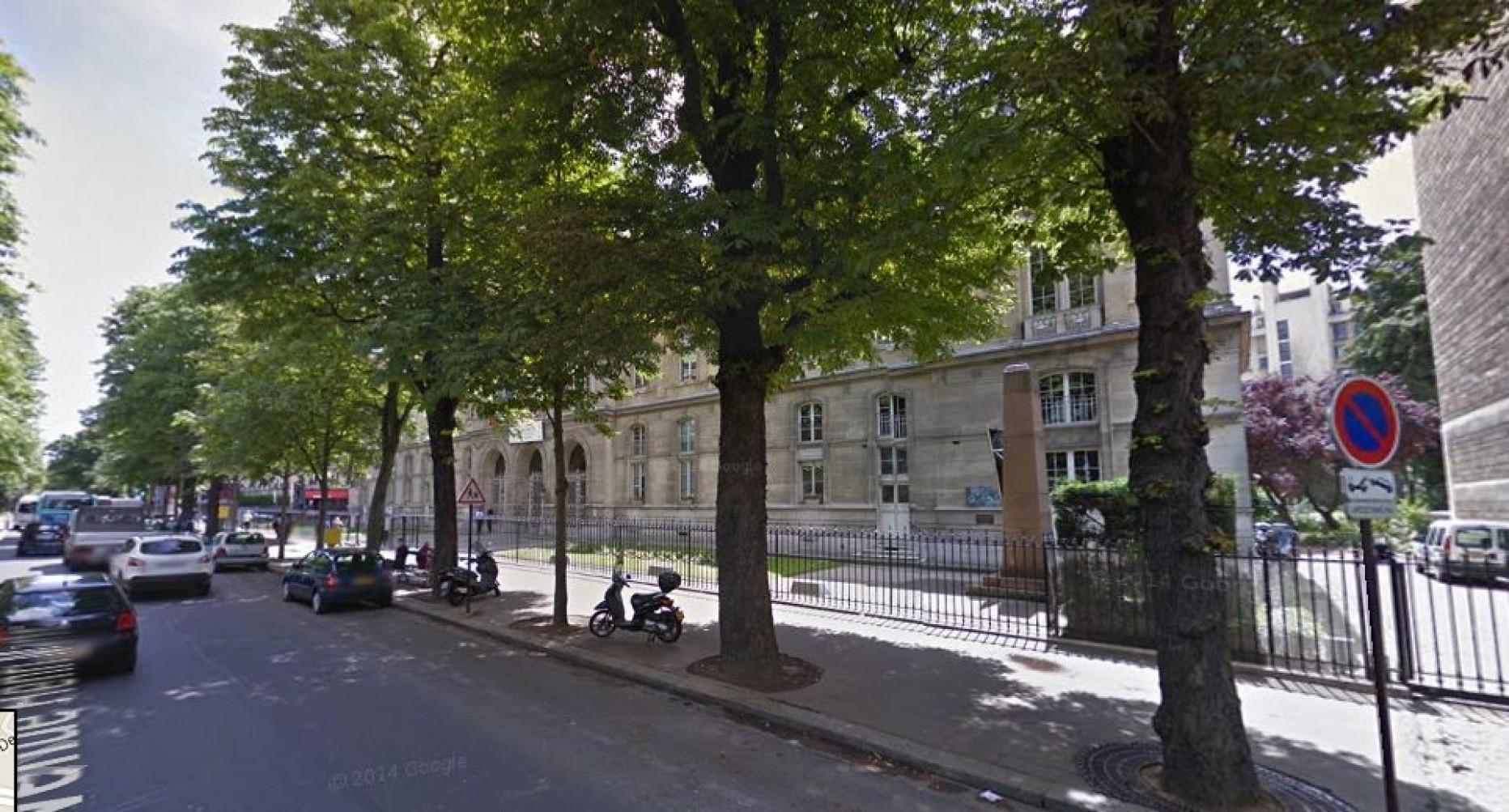 Mairie du 16ème arrondissement
