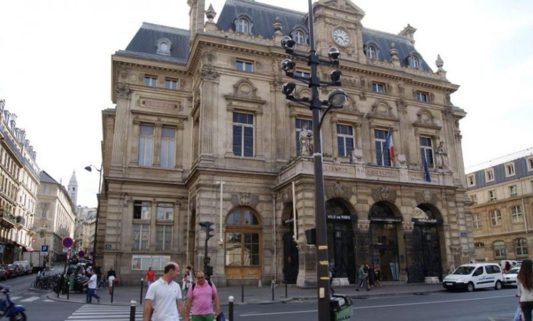 Mairie du 18 me arrondissement paris en m tro - Prefecture de police porte de clignancourt ...