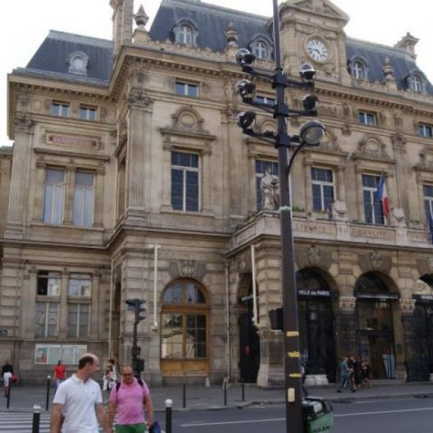Mairie du 18ème arrondissement