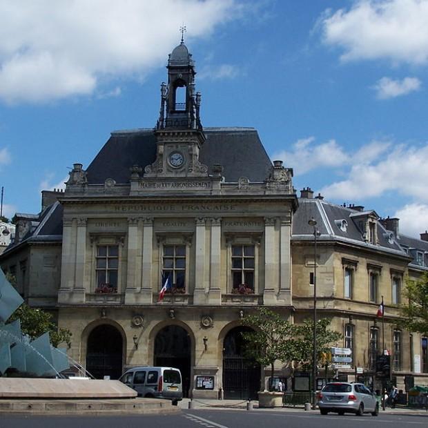 Mairie du 20ème arrondissement
