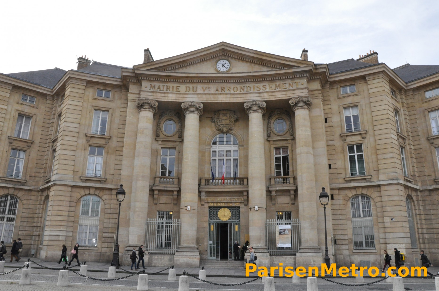 Mairie du 5 me arrondissement paris en m tro for Appart hotel 5eme arrondissement paris