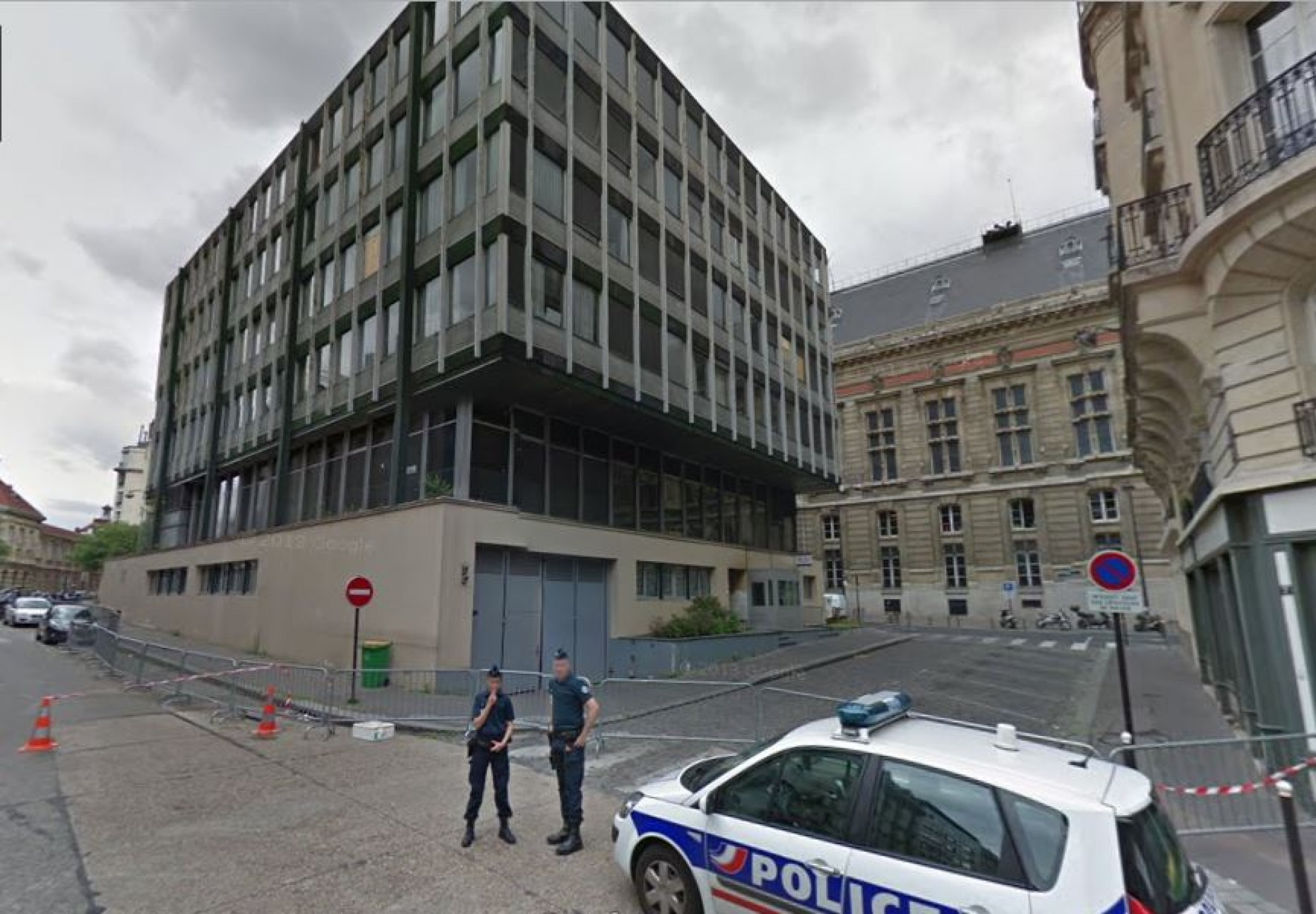 Commissariat Central de Police du 13ème arrondissement