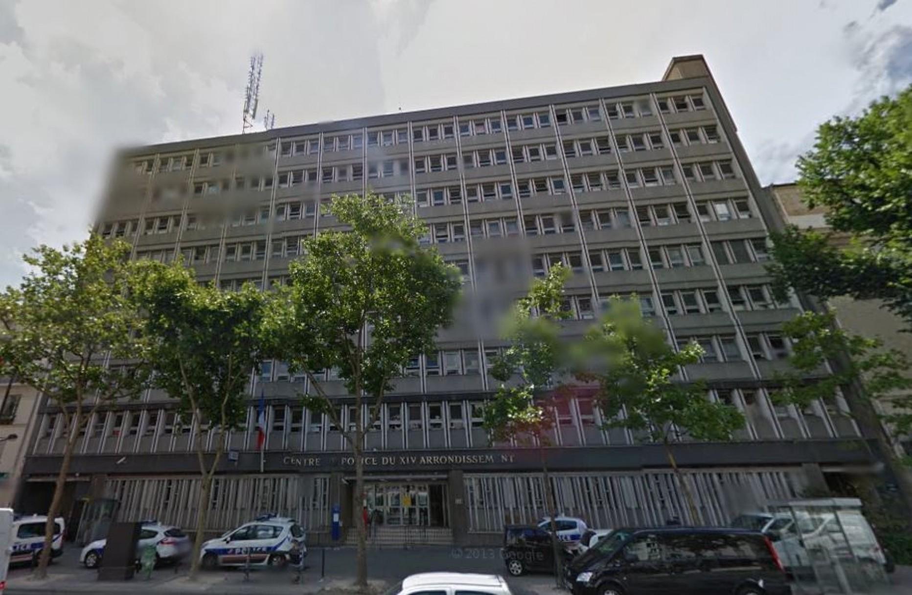 Commissariat Central du 14ème arrondissement