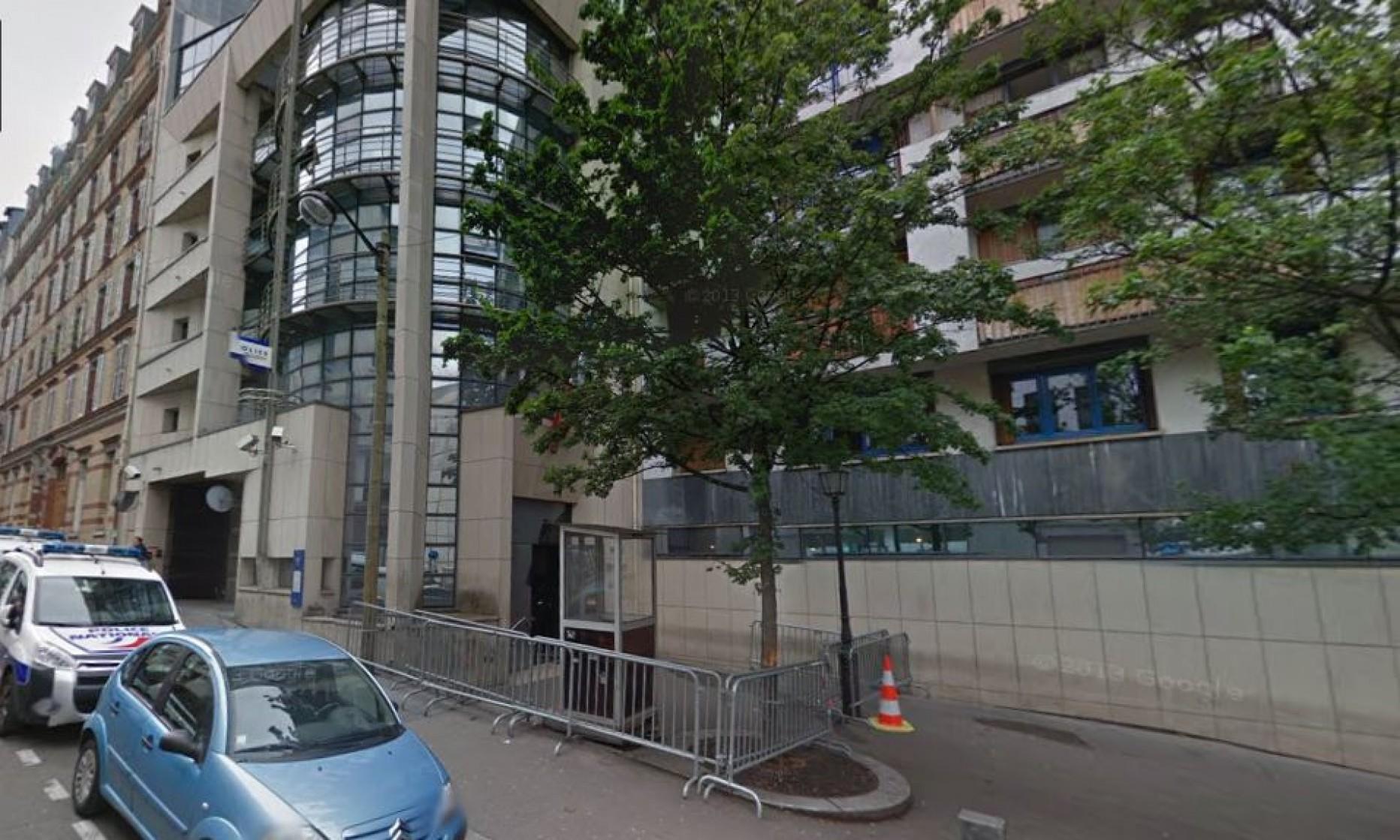 Commissariat Central du 18ème arrondissement