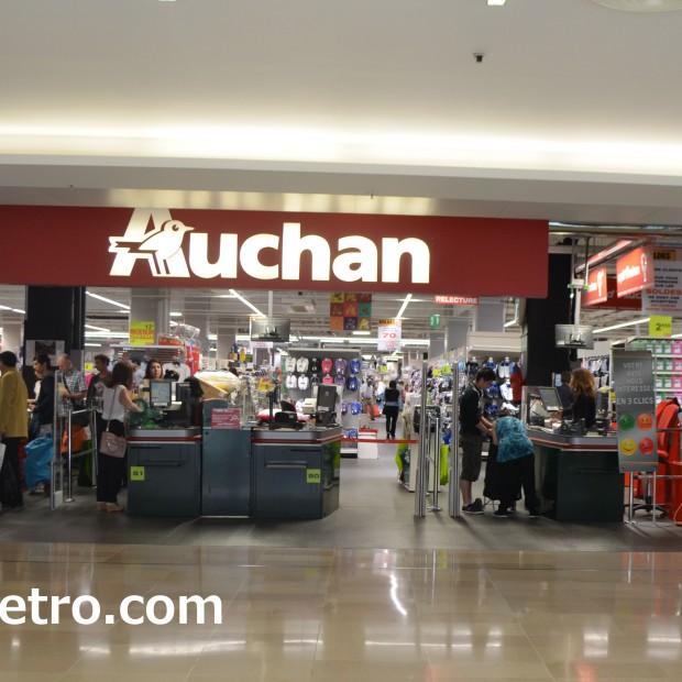 Auchan La Défense