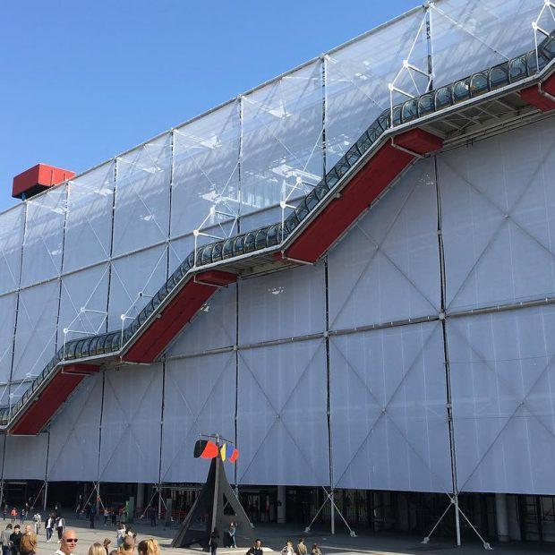 Beaubourg – Centre Georges-Pompidou