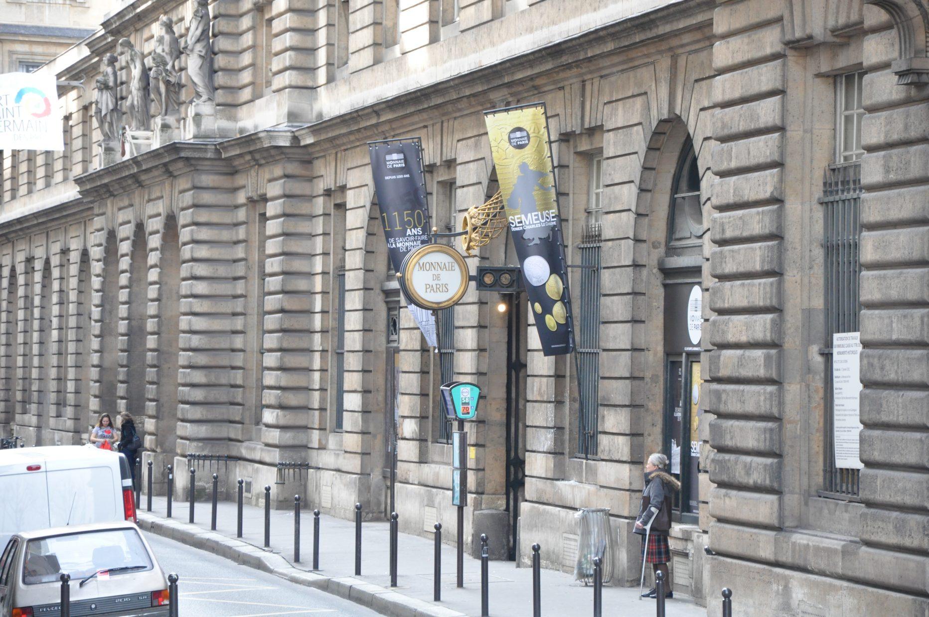 Hôtel des Monnaies