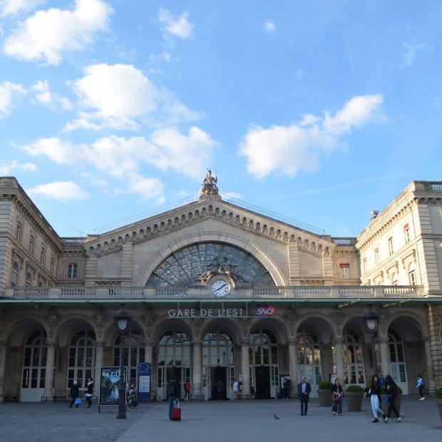Gare de Paris Est (Gare de l'Est)