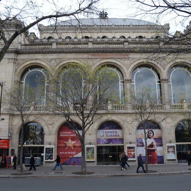 Théâtre du Châtelet – Théâtre musical de Paris