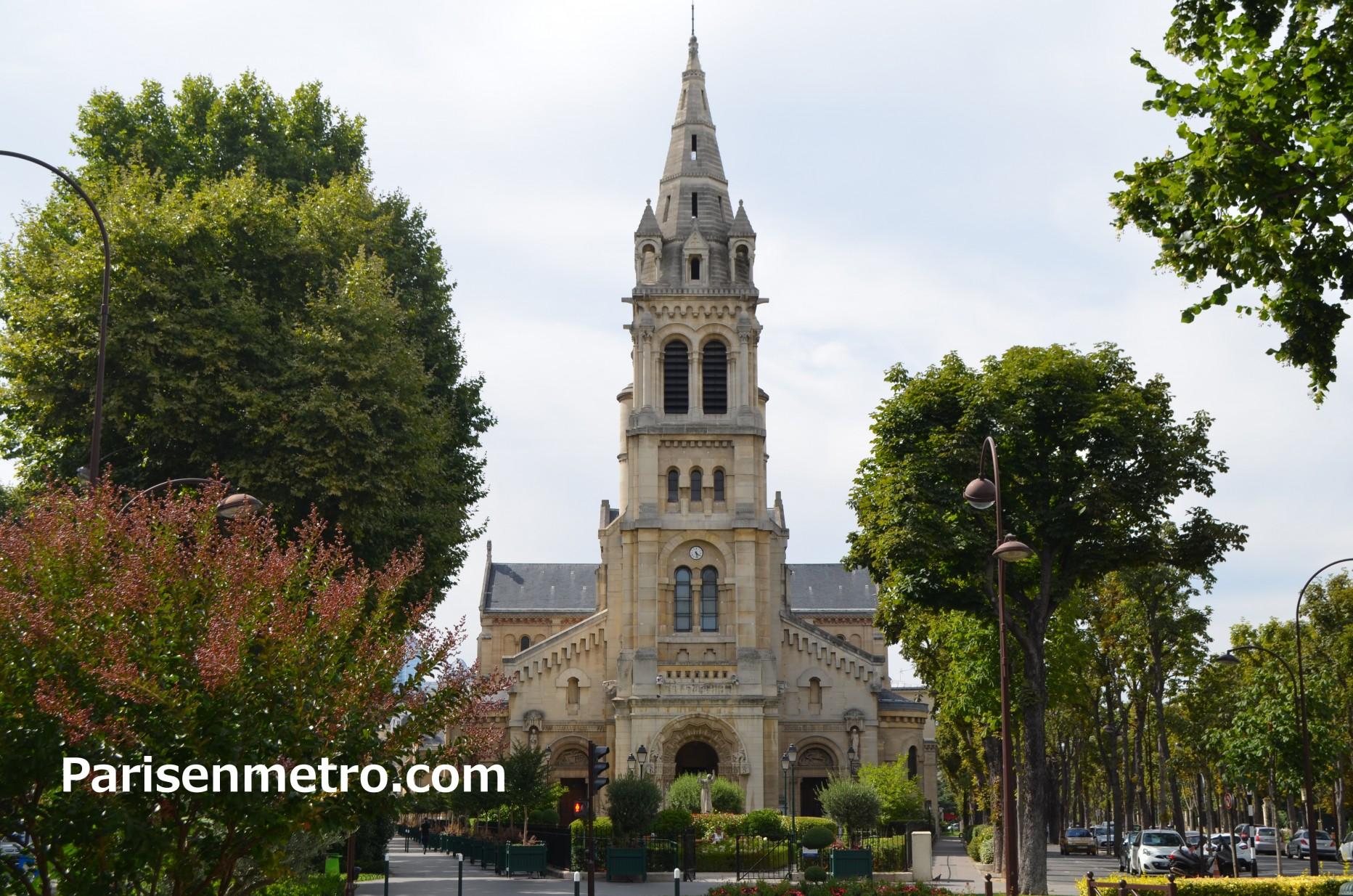 Eglise Catholique Saint Pierre de Neuilly