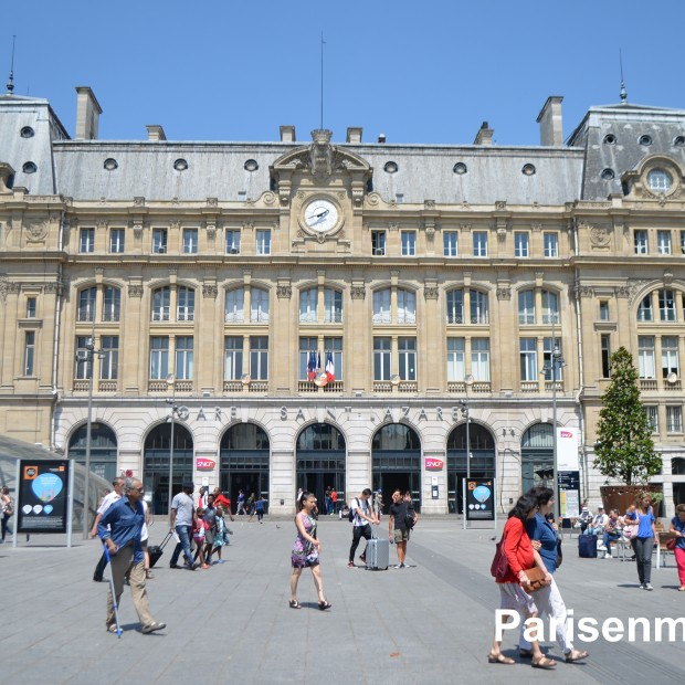 gare saint lazare arrondissement. Black Bedroom Furniture Sets. Home Design Ideas