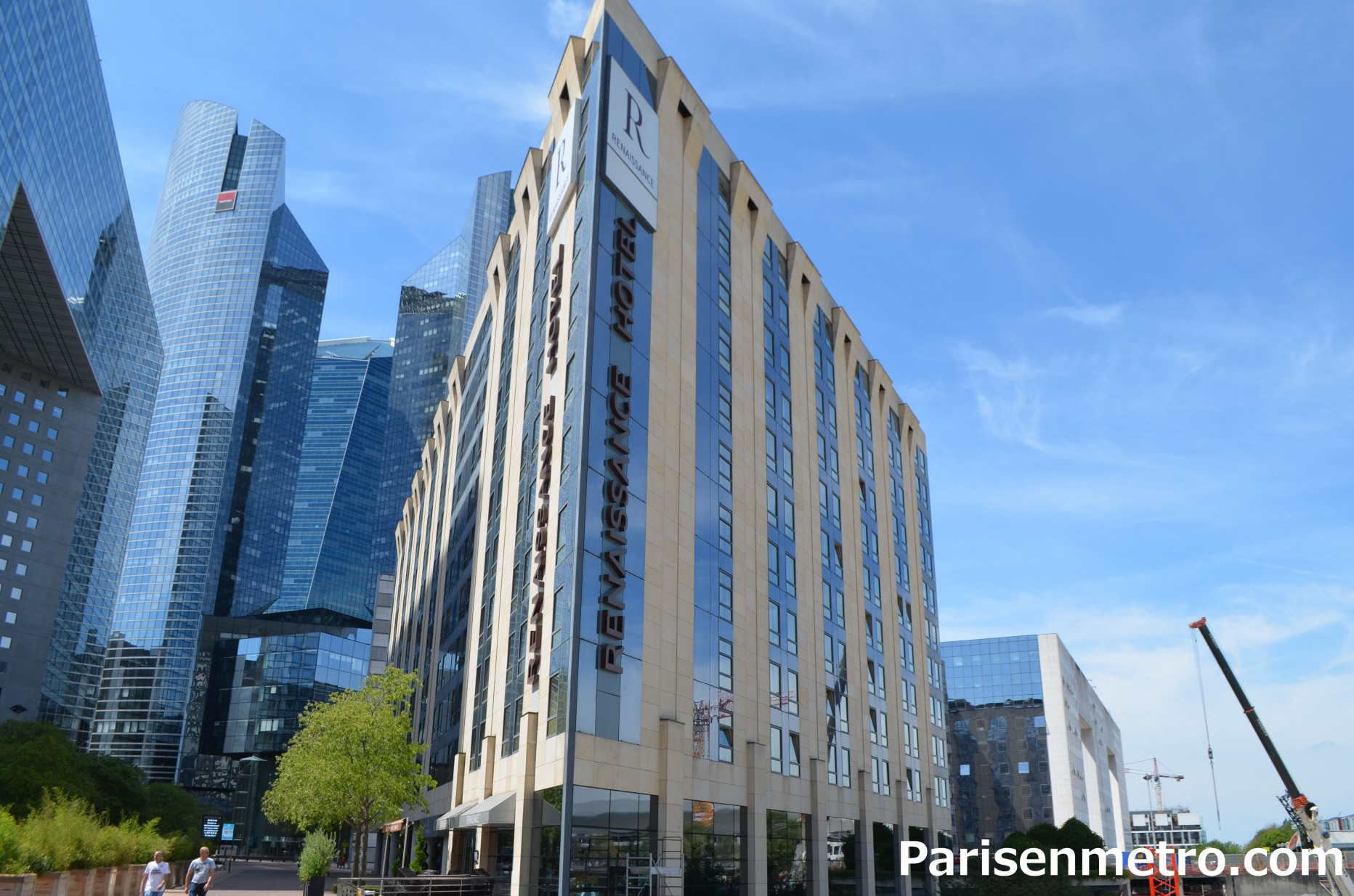 Hôtel Renaissance Paris La Defense