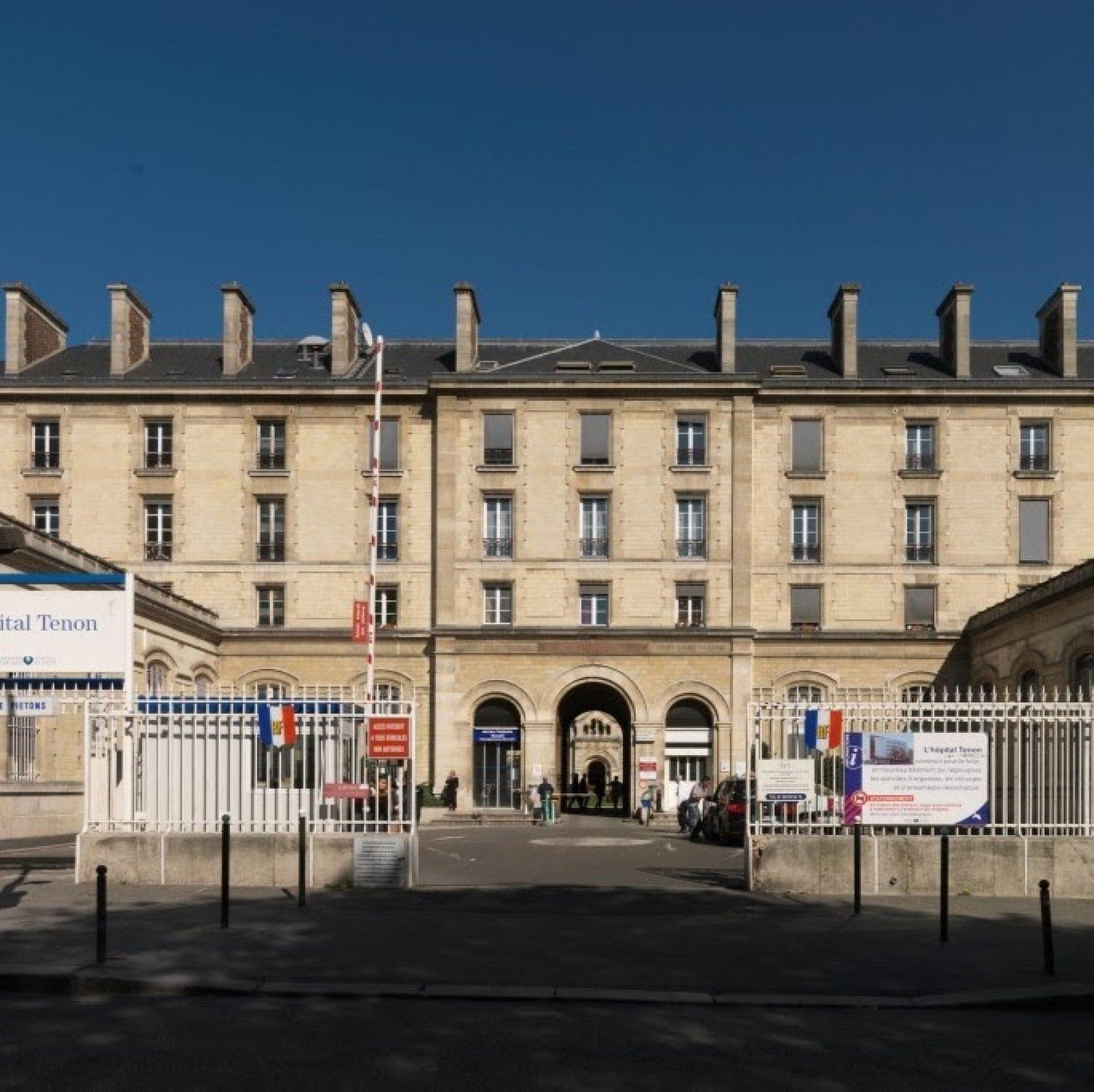 Hôpital Tenon