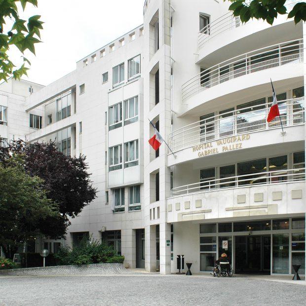 Hôpital Vaugirard – Gabriel Pallez