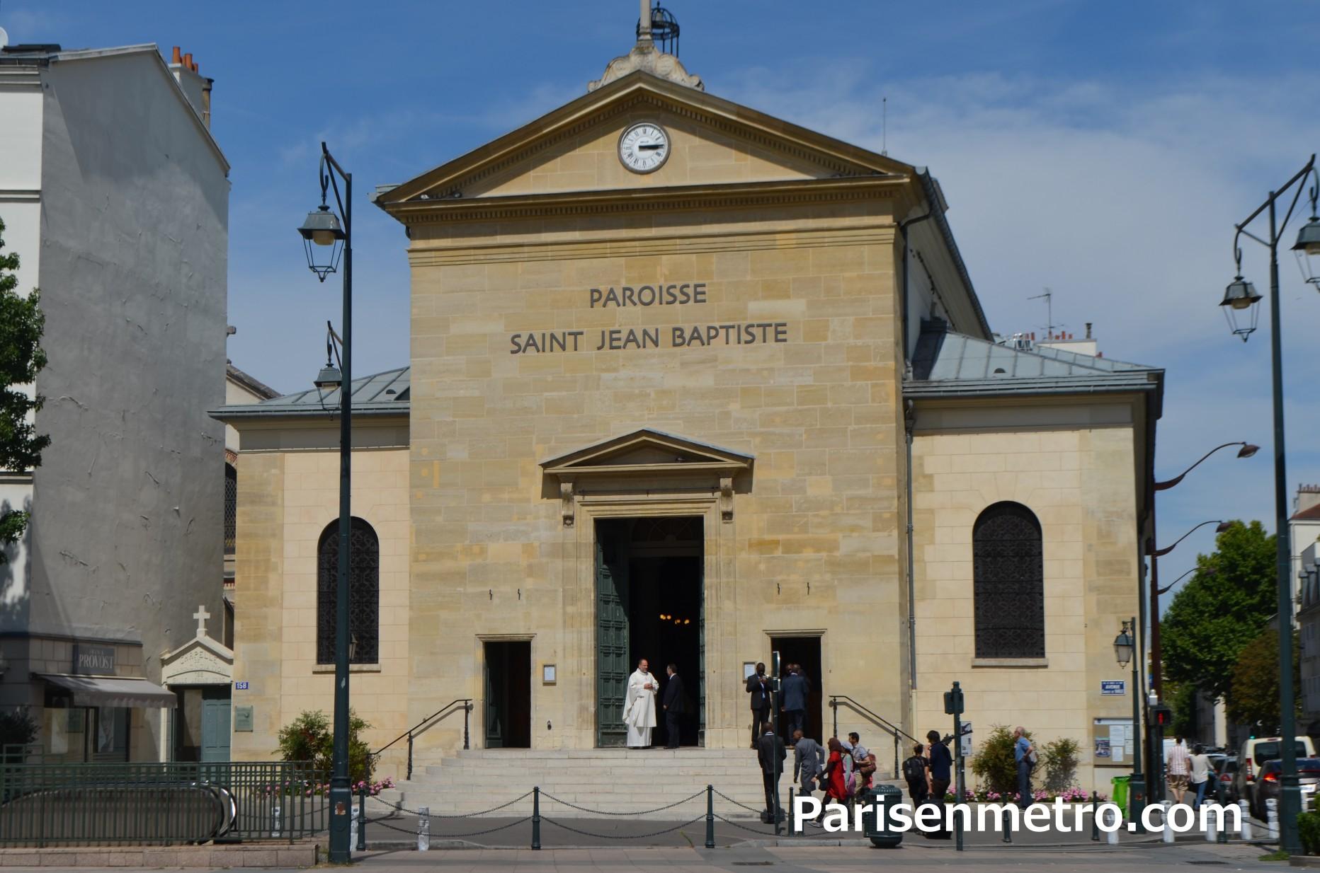 Paroisse Saint-Jean-Baptiste de Neuilly