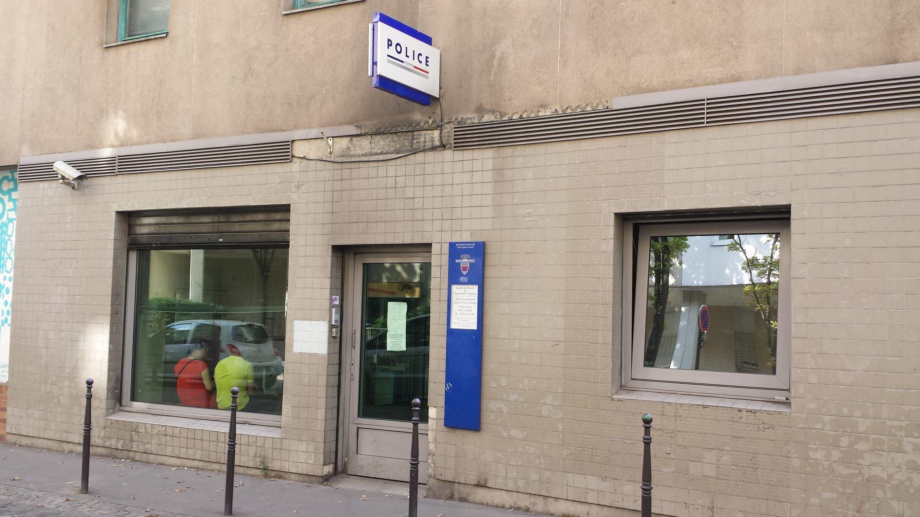 Commissariat de Police – Charonne