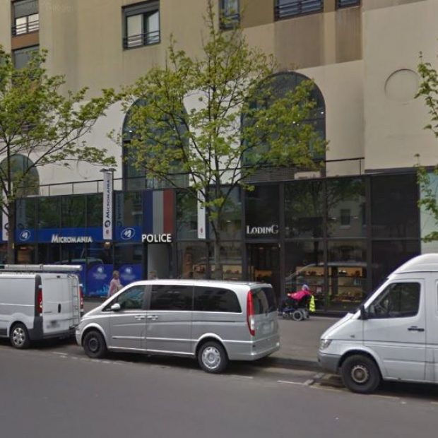 "Commissariat de Police ""Rue de Linois"""