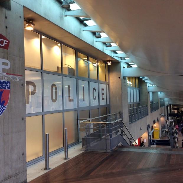 Commissariat de Police de la Gare du Nord
