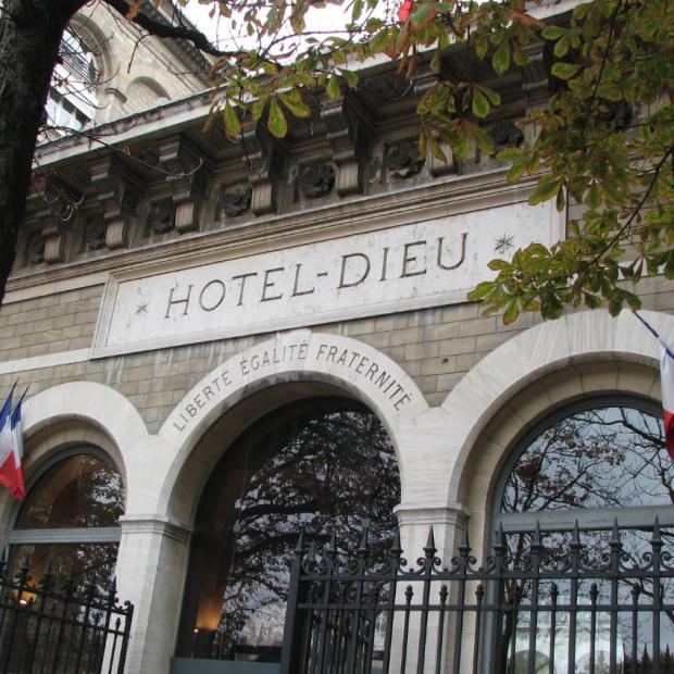 Hôpital Hôtel-Dieu