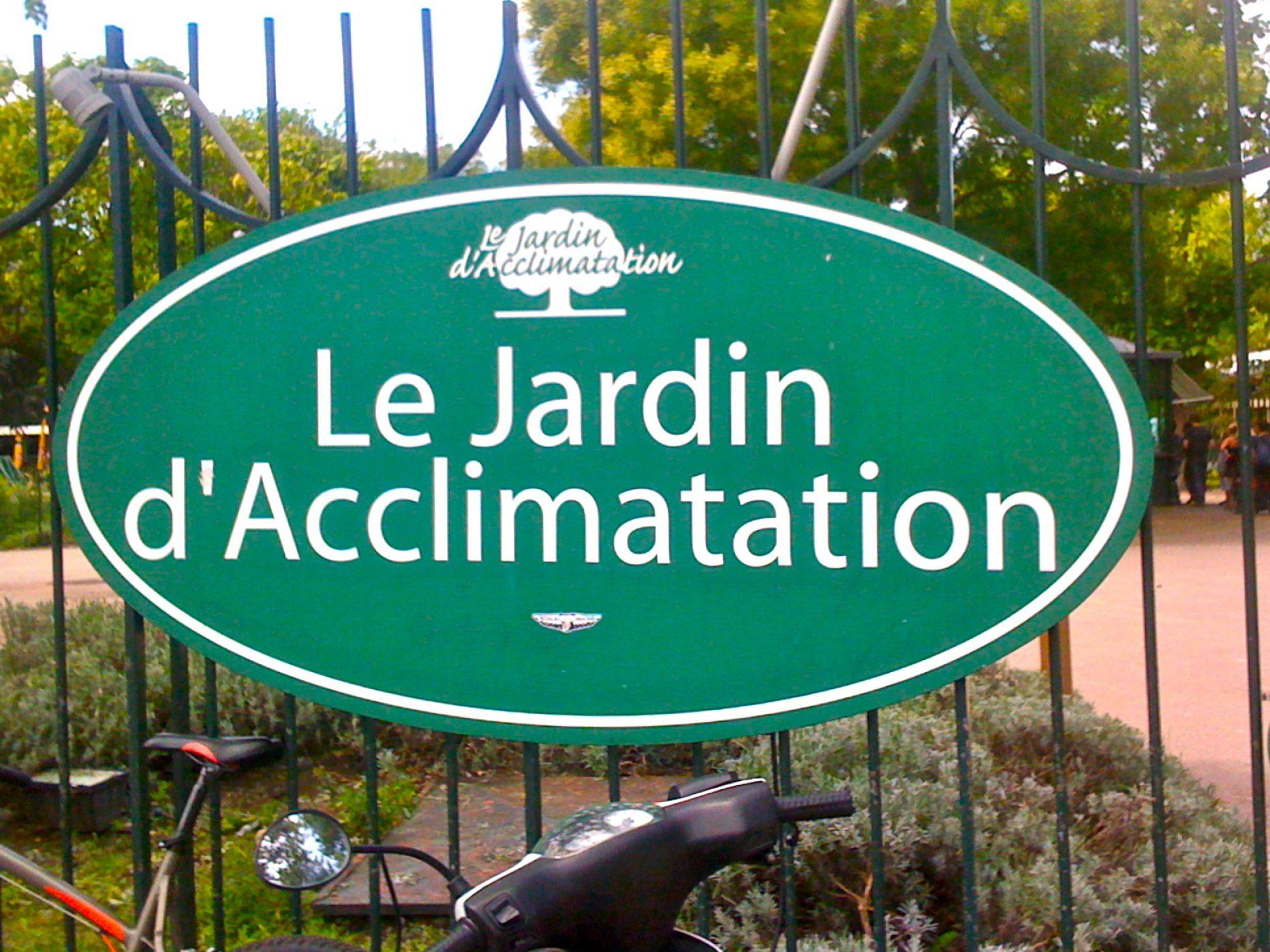 Jardin d 39 acclimatation paris en m tro - Adresse jardin d acclimatation ...