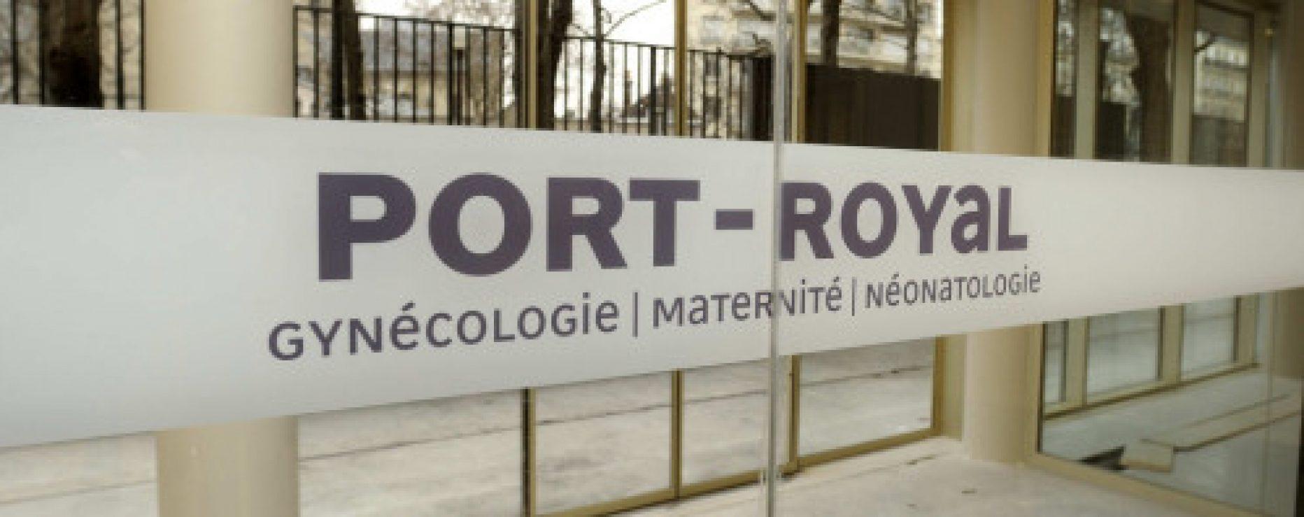 Maternités Baudelocque et Port-Royal