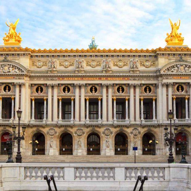 Palais Garnier (Opéra)