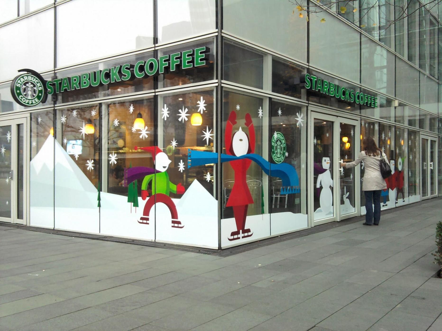 Starbucks Coeur Défense