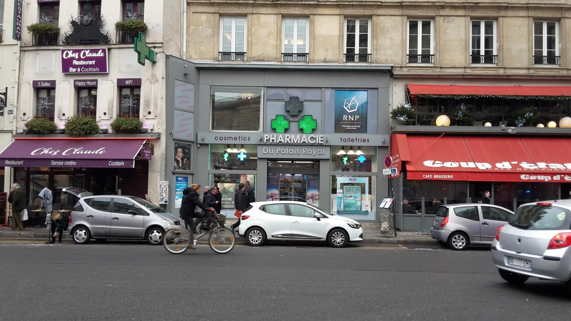 Pharmacie du Palais Royal