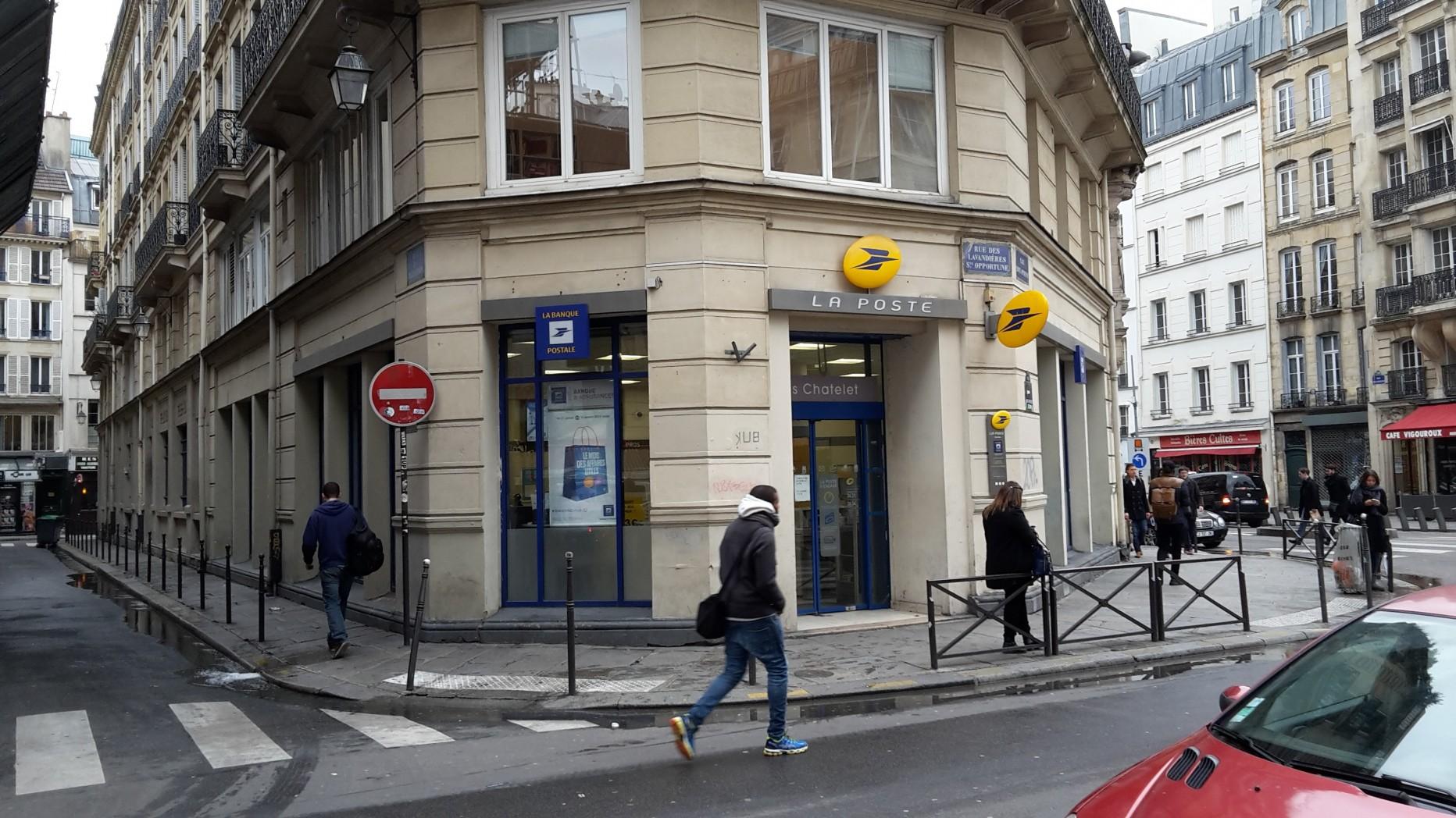 Bureau de Poste de Châtelet