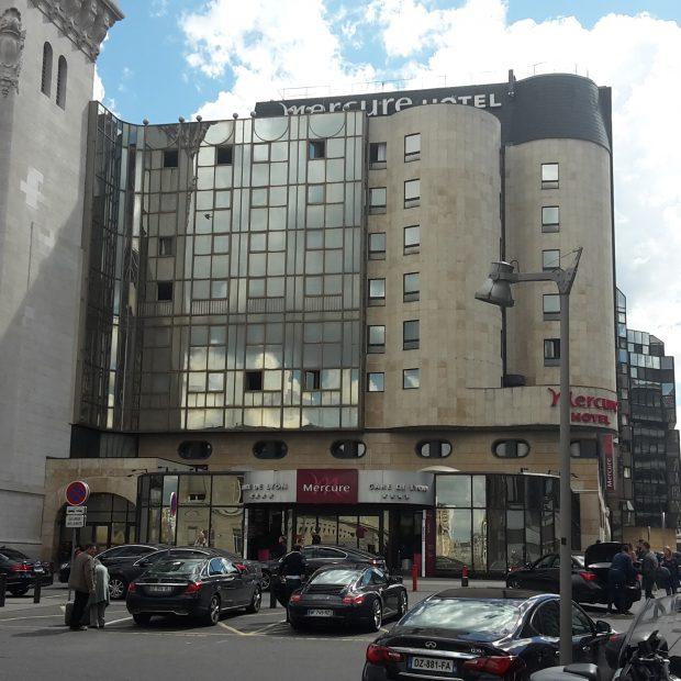 Hôtel Mercure Paris Gare de Lyon