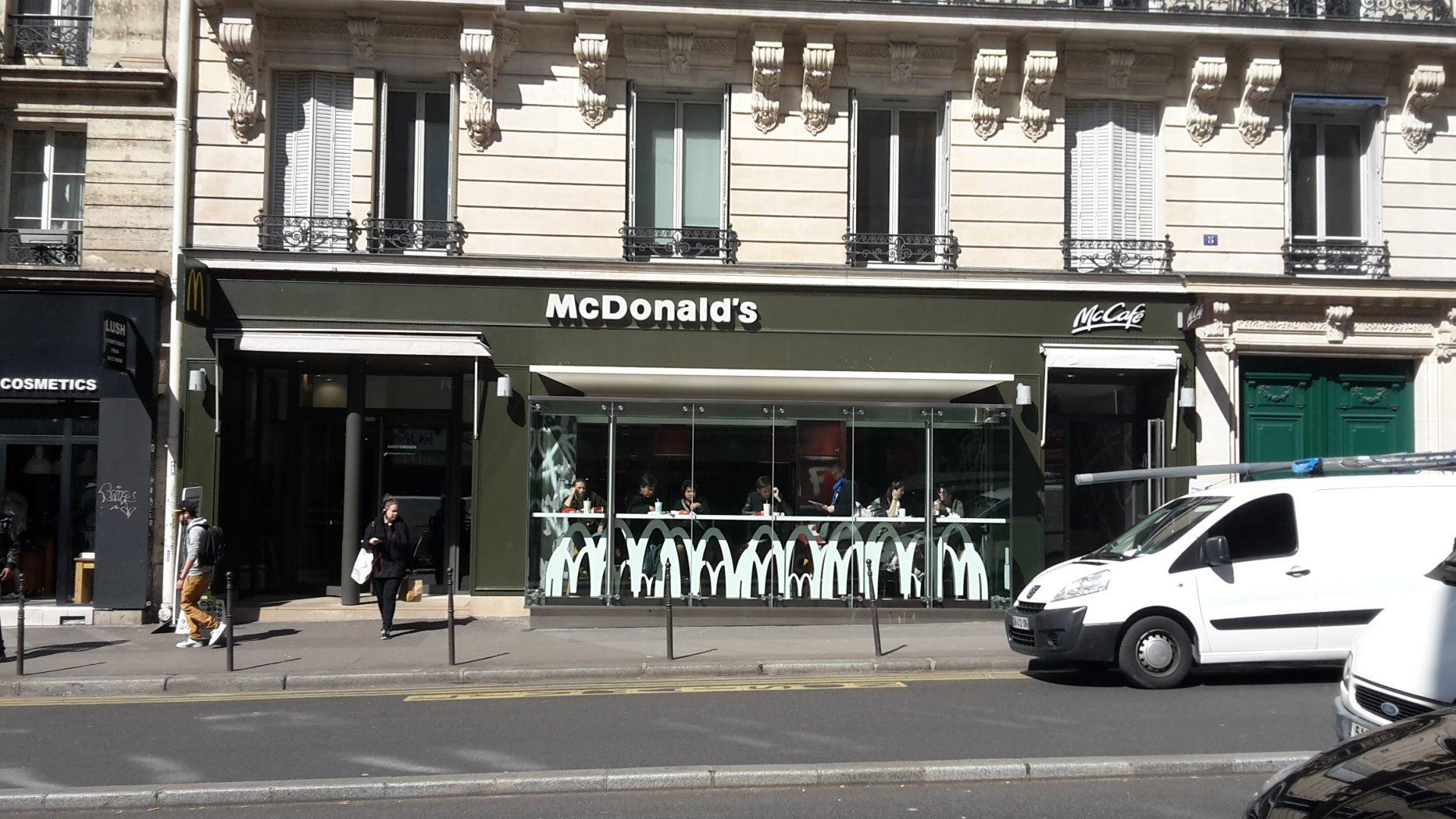 McDonald's Hôtel de Ville