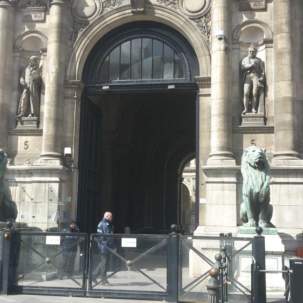 Bibliothèque de l'Hôtel de Ville