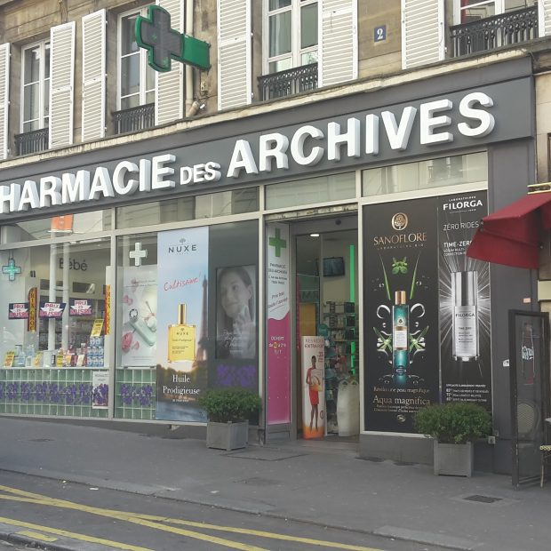 Pharmacie des Archives