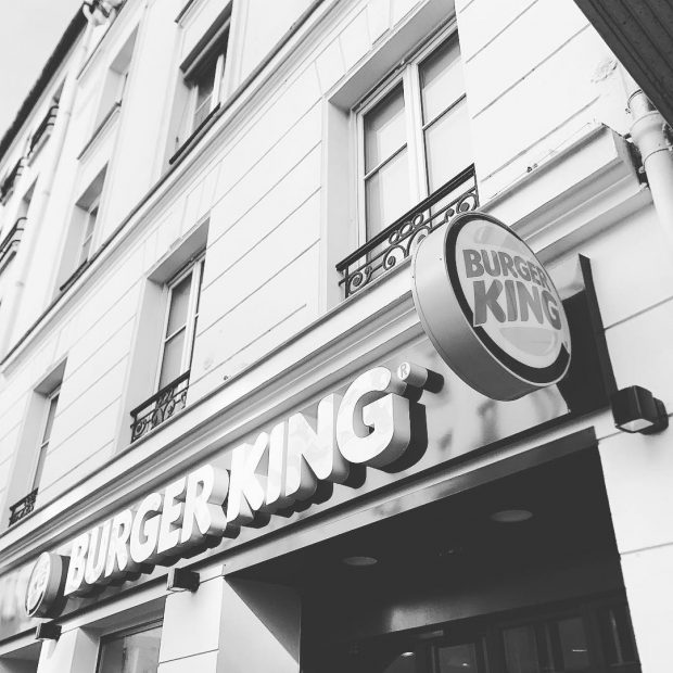 Burger King Bastille
