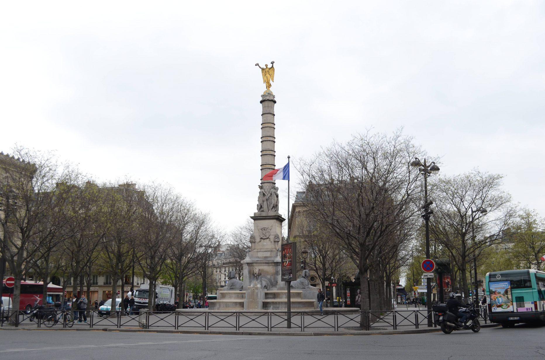 Fontaine du Châtelet