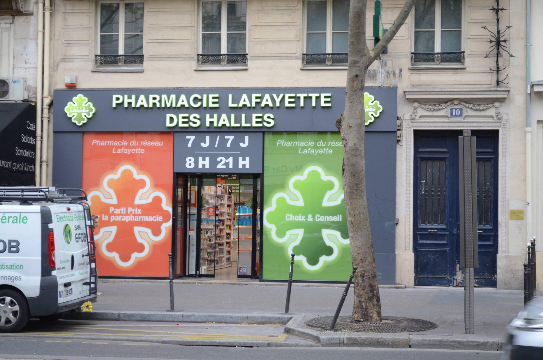 Pharmacie des Halles